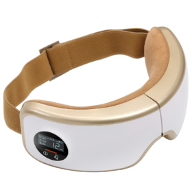 攀高智能按摩眼镜豪华版   气压热敷按摩  可拆洗鹿绒皮PG-2404G5