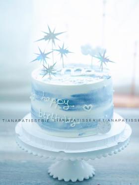 星座蛋糕定制