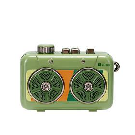 猫王 · 霹雳唱机-新品首发 便携式蓝牙音箱&收音机