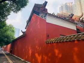 """10.19重回革命遗址,穿越广州""""小故宫""""。"""