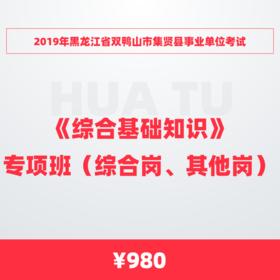 2019年黑龍江省雙鴨山市集賢縣事業單位考試《專業知識-會計》專項班(電子版資料)