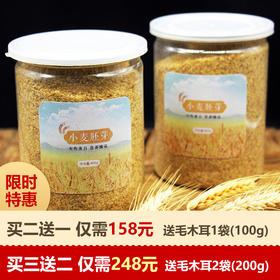 [优选]【买2送1,赠木耳】小麦胚芽