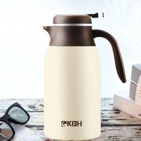 康巴赫304不锈钢保温壶大容量家用热水瓶暖水壶