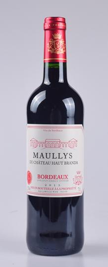 法国波尔多莫隆庄园·2016 莫莉干红葡萄酒