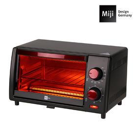 Miji米技10升迷你电烤箱家用烘焙多功能包邮专柜款 EO9L