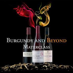 【门票】大师班 | Burgundy and Beyond 【Ticket】Masterclass | Burgundy and Beyond