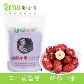 【塔玛庄园】新疆胡杨小枣 强势来袭 500g有机灰枣 家庭养生护航