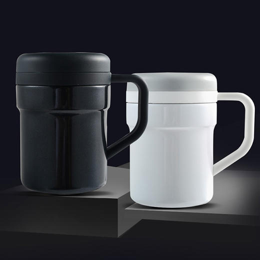 心工匠55℃温差自动搅拌-黑科技懒人杯 商品图3