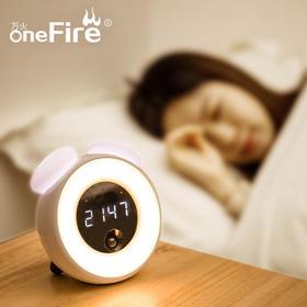 蘑菇LED小夜灯 触摸感应智能创意床头 迷你学生伴睡梦幻时光灯
