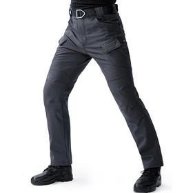 现货包邮【舒适弹力 修身多功能】蝰蛇砂石战术软壳裤 战术风格 保暖锁温
