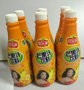 欢乐家芒果汁饮料1.25L