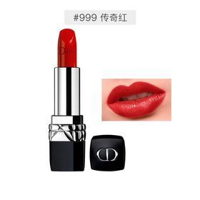 法国 Dior迪奥 烈焰蓝金唇膏口红  999  滋润版