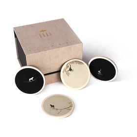 艺术家合作款杯垫 | 隔热防滑,一垫多用,彰显中国古典文化
