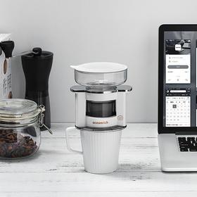 oceanrich Mini Master 便携式咖啡机迷你小型旅行办公家用咖啡机 美式滴滤机