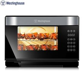 美国西屋(Westinghouse)蒸烤箱一体机 台式电蒸箱 家用智能大容量多功能蒸汽烤箱G30