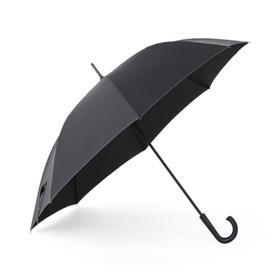 【京东】Hommy 直骨超大自动开弯柄商务雨伞 黑色【日用家居】