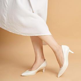 RAY'N RAIN·尖头高跟鞋 | 不输千元大牌的高级感,比平底鞋还舒服