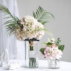 北欧仿真花客厅摆设桌花假花花艺套装 餐桌摆花花束家居装饰摆件