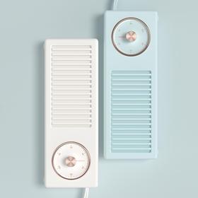 【为思礼】复古怀旧无线蓝牙音箱 便携户外音响 智能处理器 低功耗高集成 人性化提手 旋转控制开关 高颜值网红装饰音箱