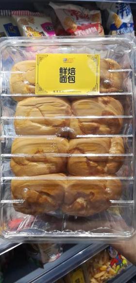 鲜焙面包(红枣味)(原味)1000g