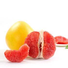 福建琯溪红心蜜柚 甜度高   水分多  带箱10斤 包邮 原产地直发