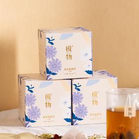 极物•菊苣黄精茶 | 从根源排酸,远离痛风