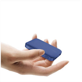 银行卡身材  ROCK 充电宝 磨砂款 超薄便携 移动电源