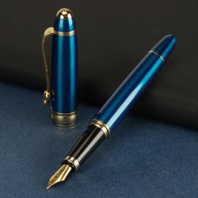 黄永玉鼠年生肖纪念钢笔   鼠年英雄副标,葫芦福鼠笔夹,庚子开头笔尖