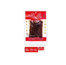 【旅商专供】鸽鸽豆角干69g香辣味