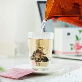 [玫瑰普洱]玫瑰清香 普洱醇厚 15包/盒