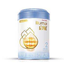 惠氏 启赋 蓝钻 2段 较大婴儿配方奶粉 900g