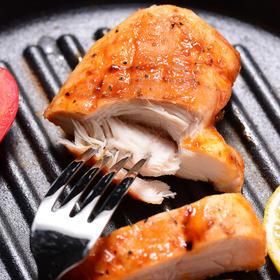 「健身必备,超值10袋装」代餐鸡胸肉 2%低脂肪 优质蛋白 健康优选 原味/新奥尔良味