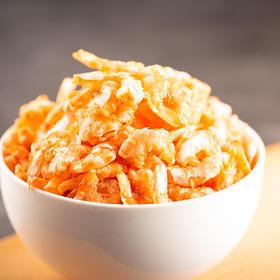 匠乡大海米丨个头超大的东海海米,鲜香软嫩有嚼劲