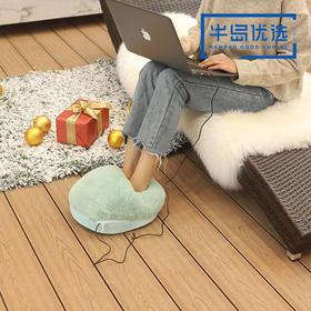 冬天暖脚神器USB加热宿舍睡觉加热垫捂脚冬季办公室电暖鞋暖脚宝