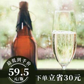 [FOTO起泡米酒]入口醇香绵柔 580ml/瓶