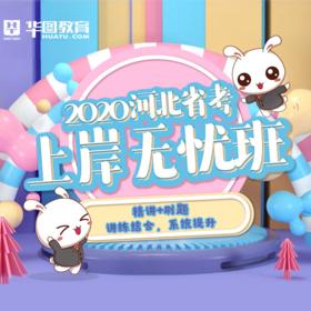 2020河北省考上岸无忧班(精讲+刷题)