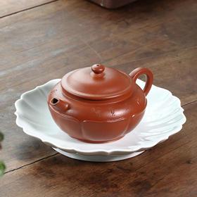 高级工艺美术师毛子健大师手工制作紫砂壶——贻韵壶