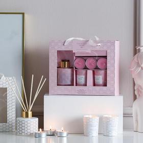 创意梦幻香薰套装清新无烟居家饰品摆件香薰蜡烛礼盒装送闺蜜礼物