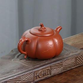 高级工艺美术师毛子健大师手工制作紫砂壶——瑞逸壶