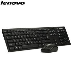 【键鼠套餐】Lenovo/联想KN100电脑无线键鼠套装轻薄