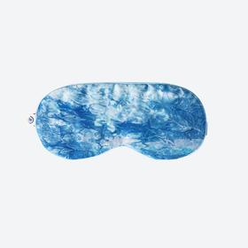 【预售10.18发货】非遗蜡染真丝中药眼罩 | 目敷中草药,眼睛舒服又明亮
