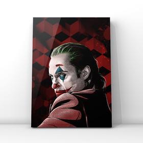 【七哥插画】《小丑》电影海报 A4 尺寸高清无水印