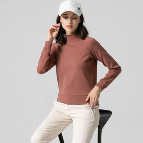 【自发热的暖绒衣】触棉单面德绒卫衣 百搭纯色 防风收口 舒适贴身