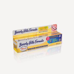 比华利山牙膏 | 针对性解决牙齿问题,告别牙黄、牙垢