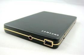 【移动硬盘】钻石二代系列 30G 40G 60G 80G 160G 320G 超薄礼品移动硬盘