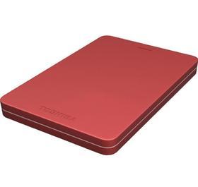【移动硬盘】东芝移动硬盘1t USB3.0 全金属硬盘Alumy移动硬移动盘2tb