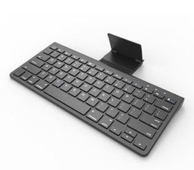 【键盘】剪刀脚蓝牙键盘带支撑 11寸三系统通用蓝牙键盘