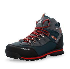 【潮流鞋子】户外秋冬新品登山鞋高帮户外鞋徒步鞋多功能防水男士越野跑鞋