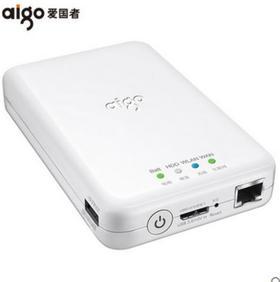 【移动硬盘】爱国者PB726S 无线硬盘wifi 移动硬盘1tb