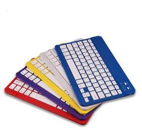 【键盘】爆款7寸9寸10寸超薄IPAD安卓平板电脑智能手机外接充电蓝牙键盘